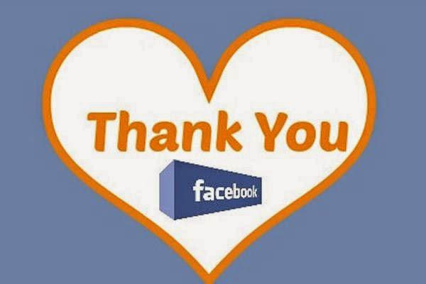 Facebook thanks App