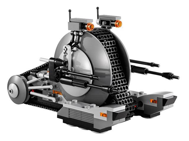 75015 レゴ コーポレートアライアンス・タンクドロイド