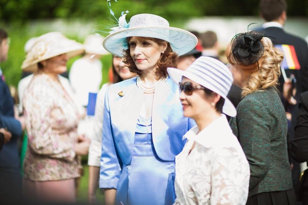 Garden Party 2014, Palatul Elisabeta - Principesa Moștenitoare Margareta, Principele Radu, Principele Nicolae, Principesa Maria