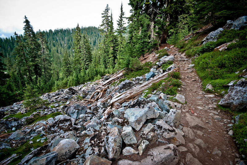 Snoqualmie Pass hike..