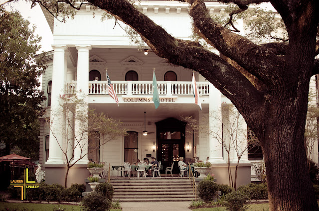Garden District, New Orleans, Happy Hour, bed and breakfast