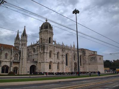 Monasterio de los Jerónimos (Mosteiro dos Jerónimos)