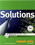 Giáo trình dạy tiếng Anh Solutions Elementar