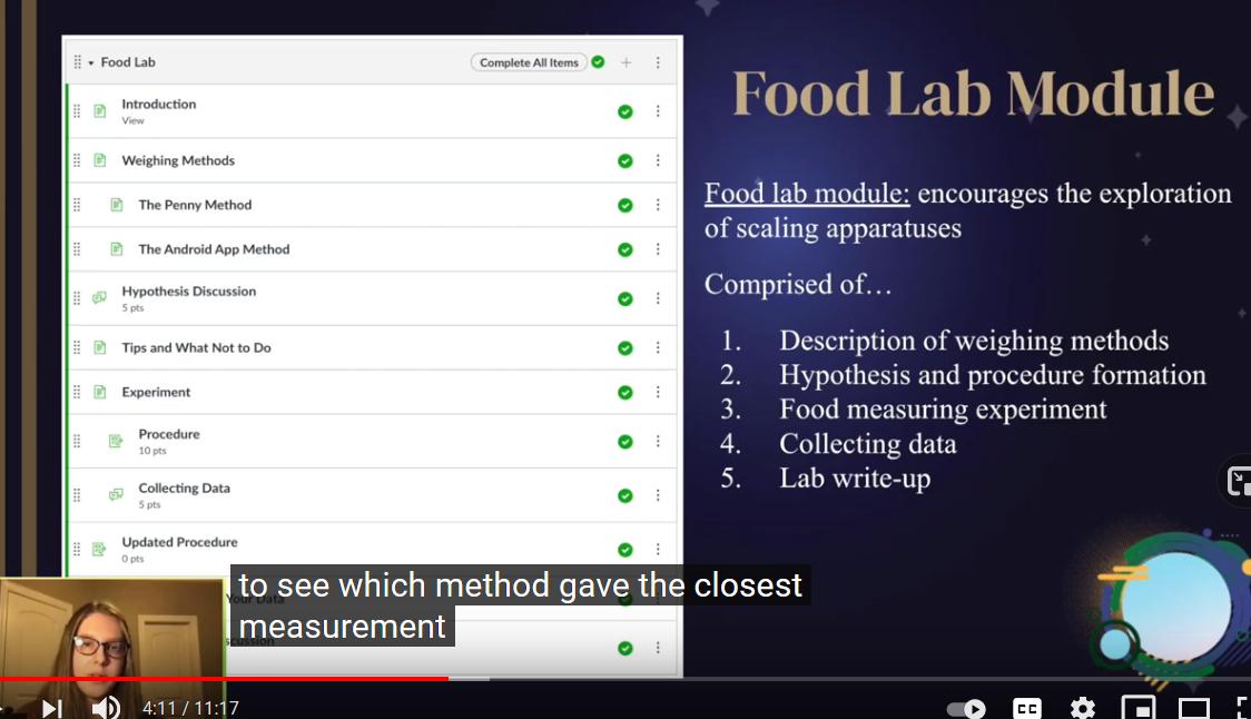 Undergraduate Researchers Share Tools To Help Students Understand Statistics
