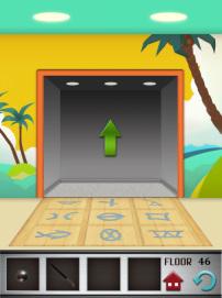 100 Floors Level 46 Walkthrough Doors Geek