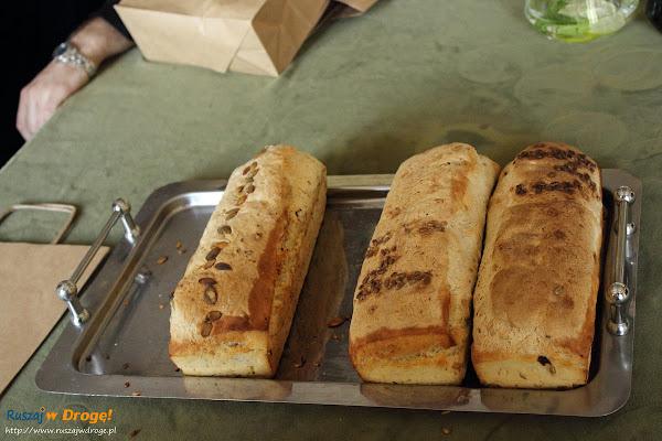 Oto jaki chleb wypiekliśmy. M jak Marczewscy :)