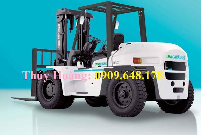 Xe nâng Unicarriers 6 - 10 tấn