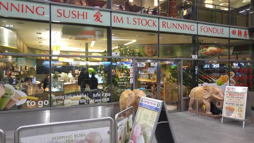 Ginza Running Sushi, Praterstern 2, 1020 Wien, Österreich, Sushi Restaurant, state Wien