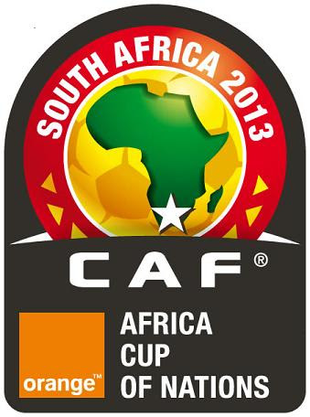 African cup of Nations (AFCON) South Africa 2013 LOGO!!!