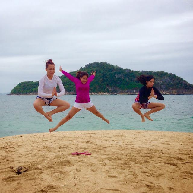 Jump shot girls