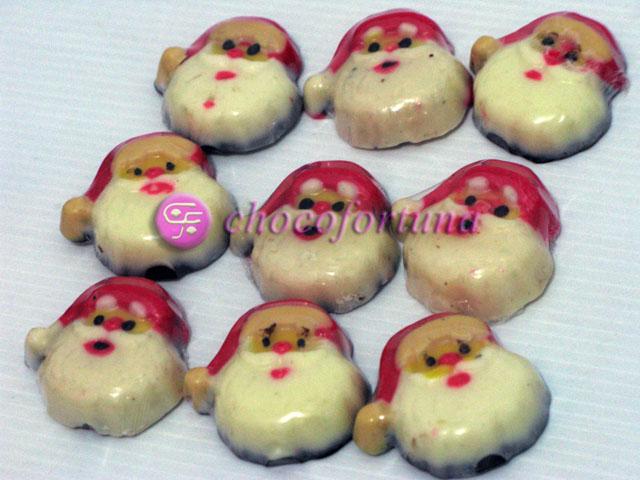 Coklat Kepala Santa