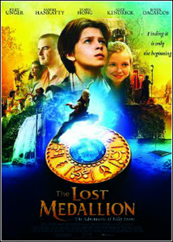 97 The Lost Medallion: The Adventures of Billy Stone   BDRip   Dual Áudio