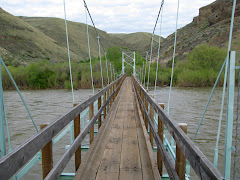 Bridge over the Yakima River