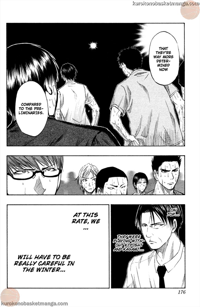 Kuroko no Basket Manga Chapter 61 - Image 4