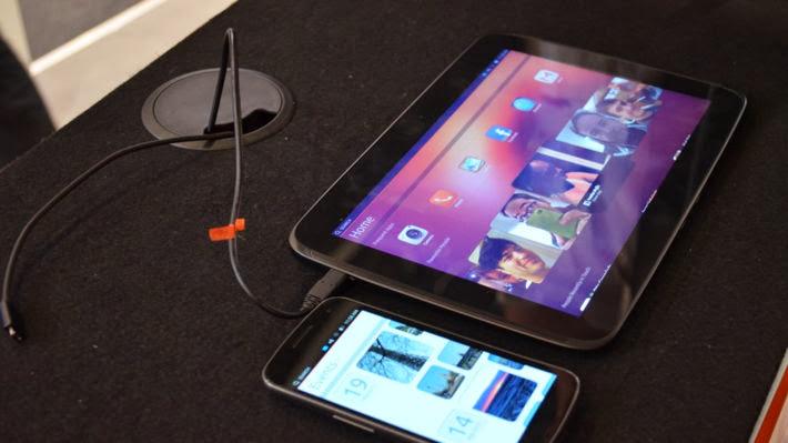 La versión 1.0 de Ubuntu Touch para tabletas llegará en abril
