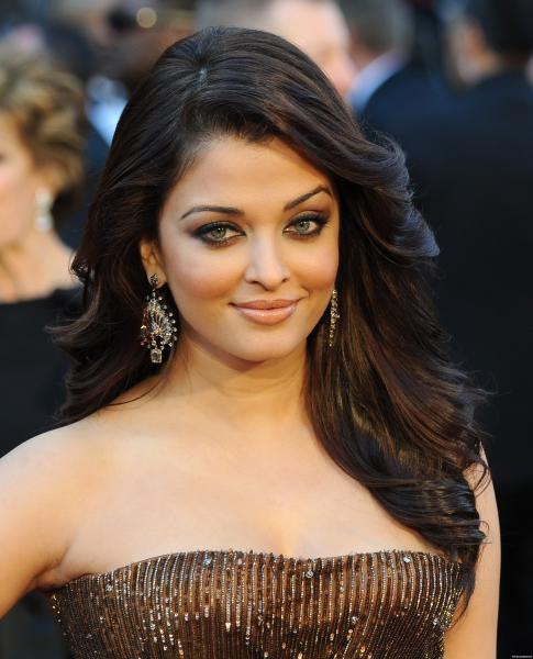 Aishwarya Rai Stunning Sexy Pics at Oscar Awards 2011 Red Carpet ...