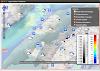 La previsión en un mapa o My-Weather-Indicator 0.5.3.2