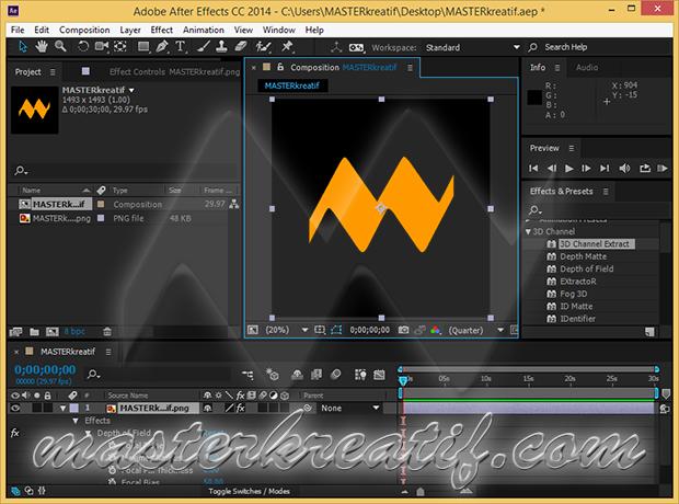 Взломанный Adobe After Effects