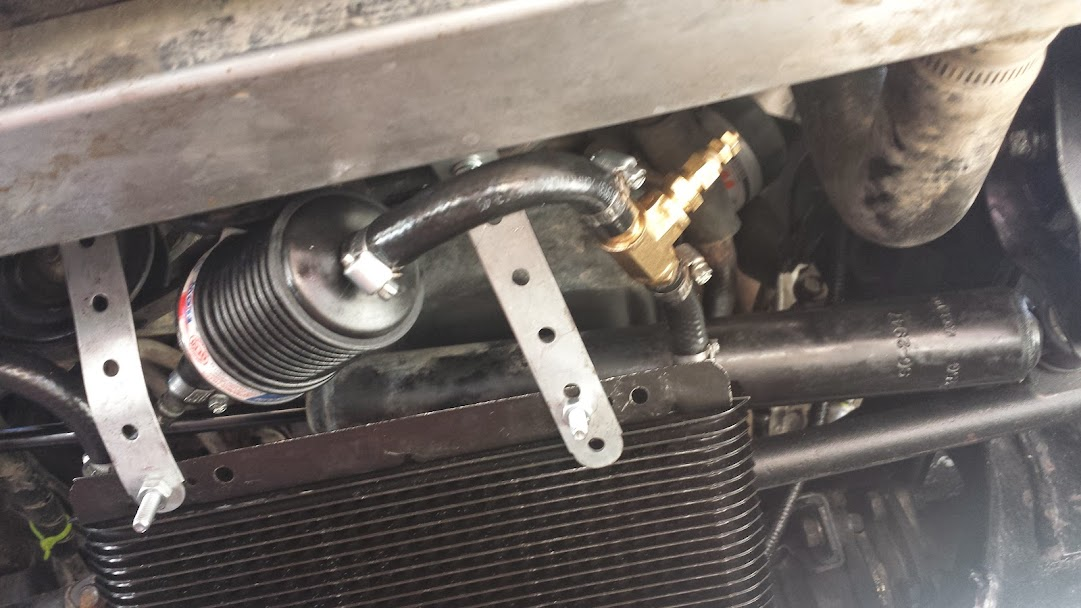 a340h transmission cooler
