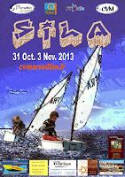 Voile Optimist régate interligue SILA 2013 Marseillan