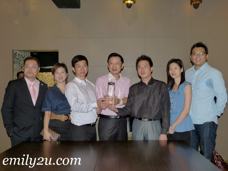 The Contributor Award