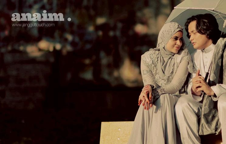 Perkahwinan Ana Raffali dan Naim