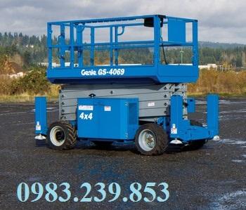 xe nâng người Genie GS-2669 RT GS-3369RT GS-4069 RT