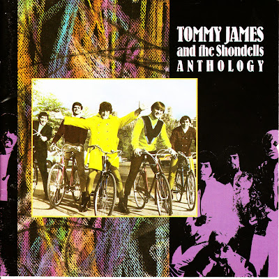 Tommy James and the Shondells ~ 1989 ~ Anthology