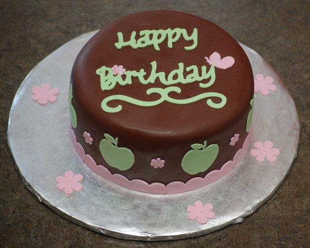 Euro Birthday Cakes