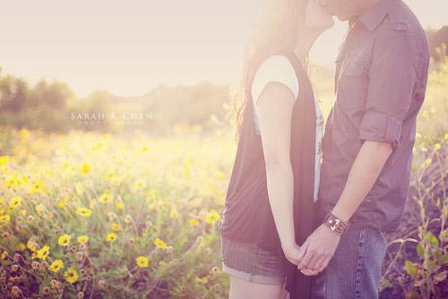 Thơ em yêu anh