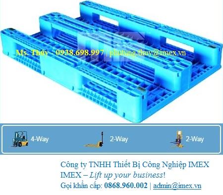 Pallet hàng nhẹ EN4-1208 Malaysia nhập khẩu