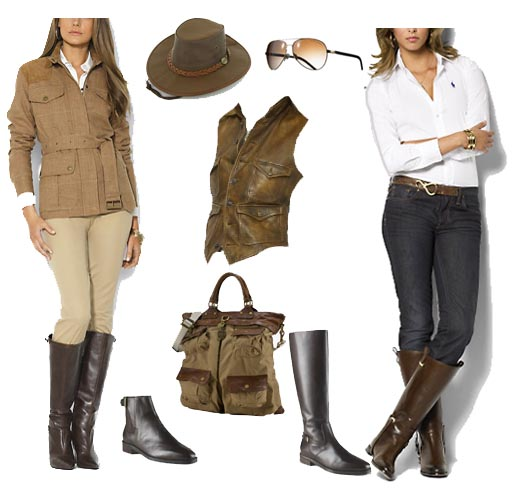 Ralph Lauren   What2WearWhere  Safari Outfit For Kids