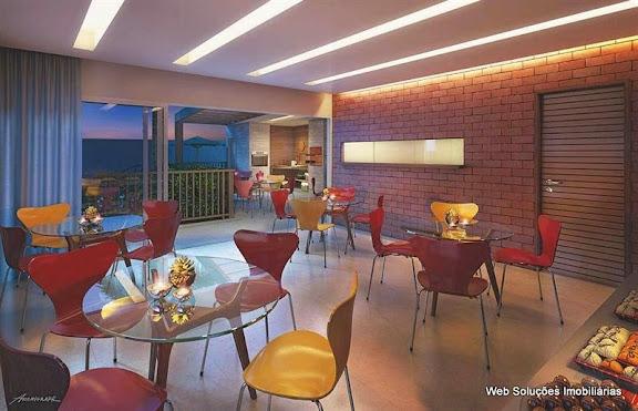 Jardim Uruçanga Hype Apartments - Apartamentos de 1, 2 e 3 quartos (suíte), Coberturas Duplex, todo mobíliado, um paraíso particular na Freguesia