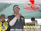 優勝!!の柴田選手、インタビュー中 2012-04-28T02:54:14.000Z