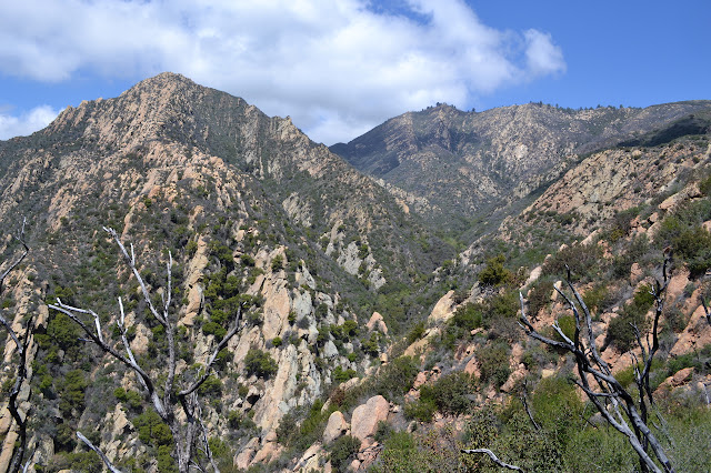 Mission Canyon to La Cumbre Peak