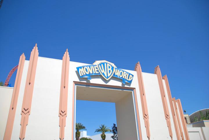 Warner Bros Movie World @Gold Coast