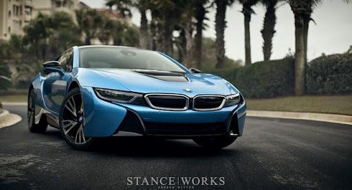 BMW i8 Protonic Blue: Đẹp ngỡ ngàng 2