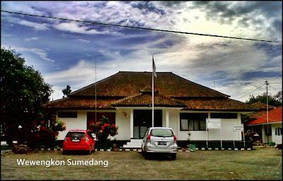 Kantor Kecamatan Cimalaka