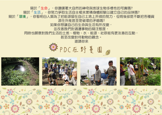 PDC Permaculture Design Course in Yamana garden
