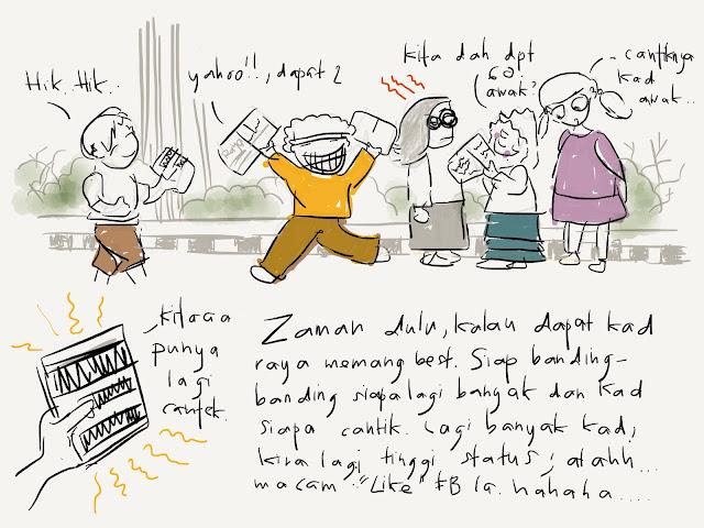 Ipad Paper Sketch Kad Raya Kartun2