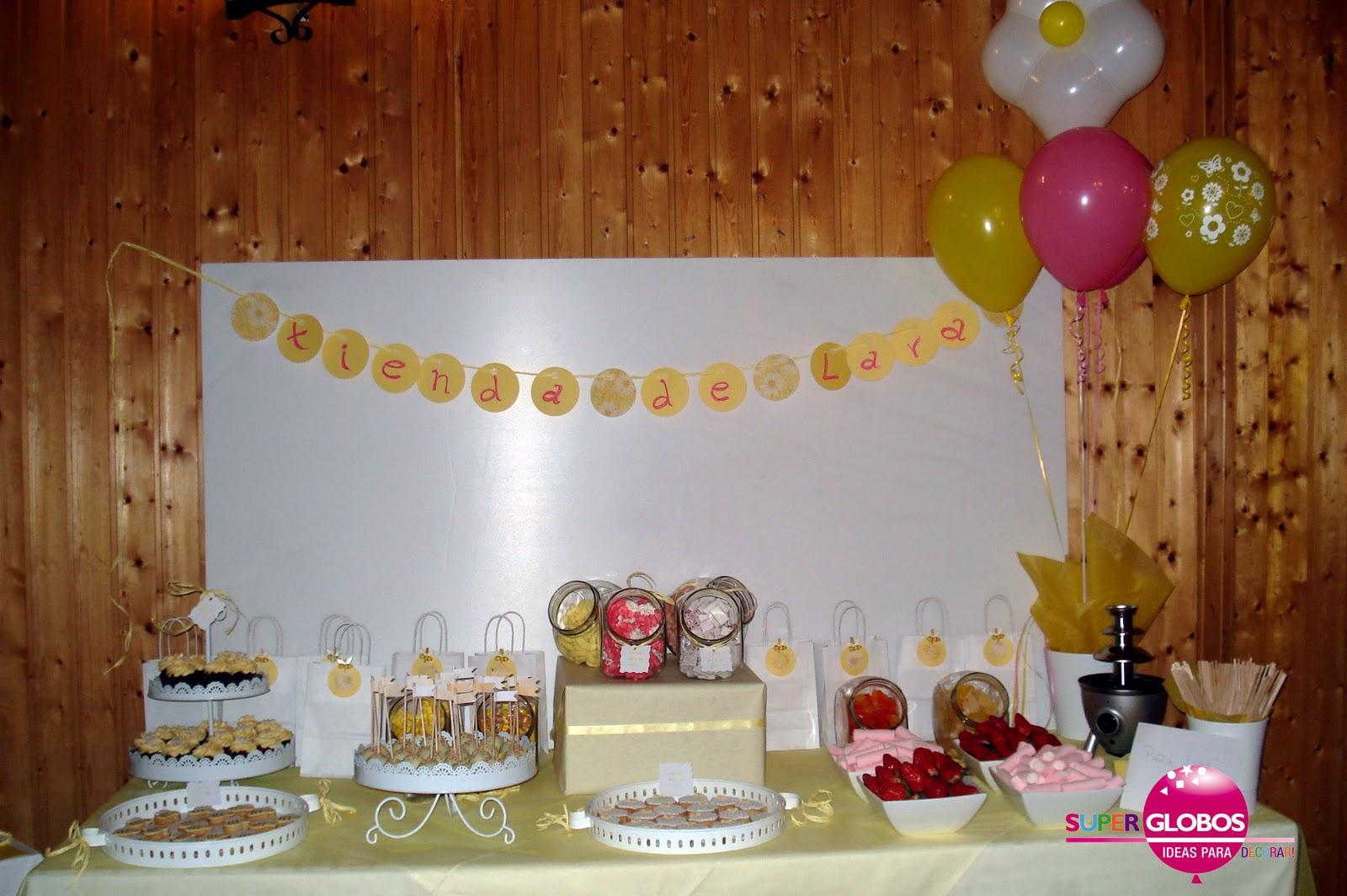 Decoracion de fiestas de aniversario de bodas decoraci - Ideas aniversario originales ...