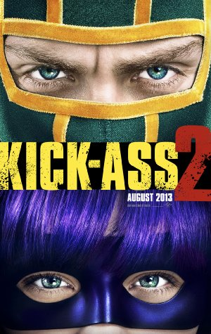Picture Poster Wallpapers Kick-Ass 2 (2013) Full Movies