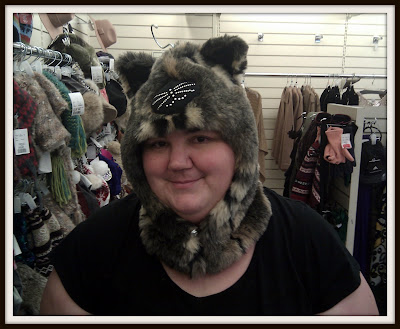 POD: Trying on Hats