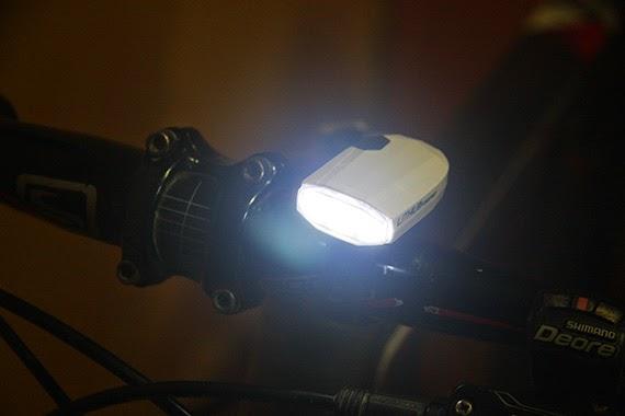 Luces led para la bici recargables USB, Sparkcombo BLS-48