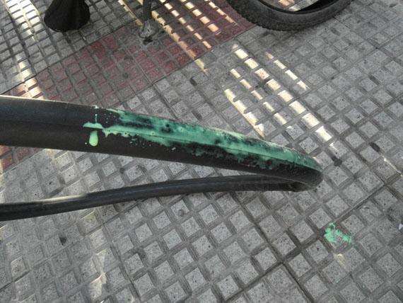 ¿Cómo arreglar un pinchazo?