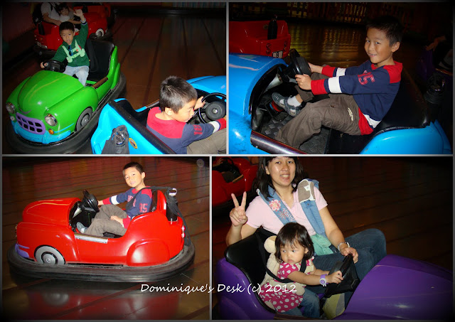 bumpercar fun