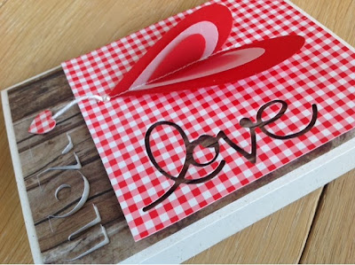Stampin up love