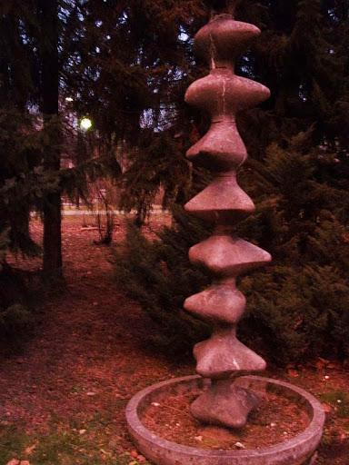 Kamienny totem