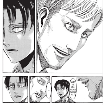 Attack on Titan Chapter 51 Image 8