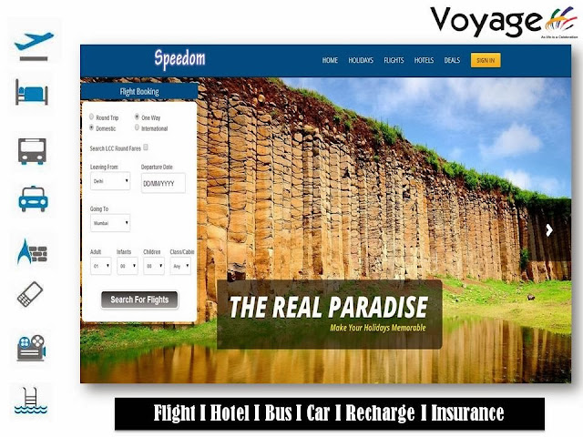 travel portal api integration